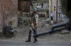 克什米爾爆衝突 印度軍和分離主義者共5死