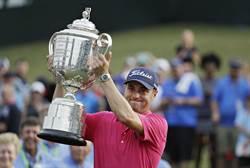 PGA》英雄出少年!24歲湯瑪斯PGA大賽稱王
