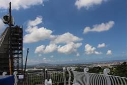 高雄岡山新地標 崗山之眼農曆年前開放