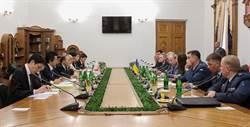日本與烏克蘭正考慮軍事技術合作