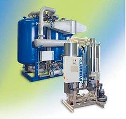 零耗損節能乾燥技術最佳設備 貝克歐 引進壓縮熱回收式乾燥機