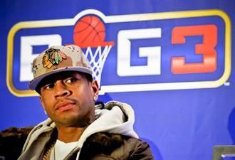 NBA》有噱頭!艾佛森想當布萊恩BIG3教練