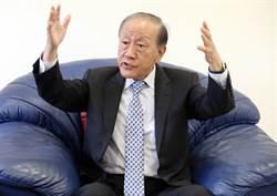 國民黨去中國化 郁慕明:新黨來做「中國國民黨」