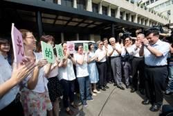 李世光辭別 籲經濟環保 資方勞工應一體非對抗