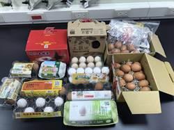 食藥署抽驗市售10款雞蛋 未檢出農藥芬普尼