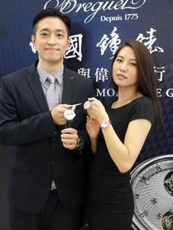 上億頂級新錶台南展示