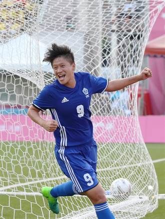 影》中華女足6球勝蒙古 5日與大陸搶東亞決賽門票