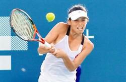 泛太平洋女網》謝淑薇遭逆轉 3盤負奧運灰姑娘