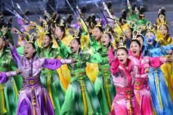 世大運開幕亮點 太極門展現台灣軟實力