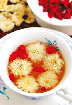 綠豆湯、菊花飲 清涼又解暑