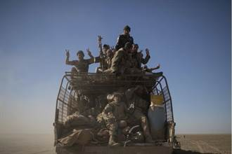 IS在伊拉克窮途末路 伊總理嗆聲:不投降就得死
