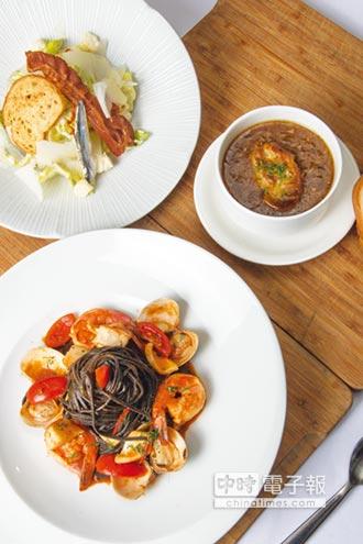 維多麗亞酒店la FESTA推出商業午餐
