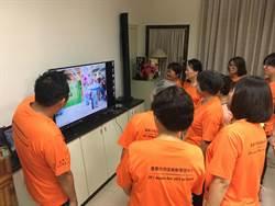 《產業》鴻海捐夏普電視,助高齡科技學習