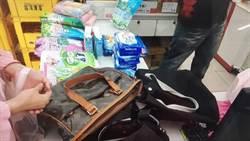 失業女偷竊超商日常用品 被逮哭向老闆求饒
