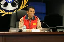 因應天鴿颱風來襲 國防部開災害防制中心