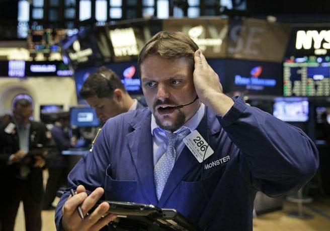 「美國大日蝕」即將登場,迷信人士憂慮美股將會大跌。(美聯社)