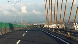打造台中烏溪沿線最美路段 烏日環河路四、五段路平8/24施工