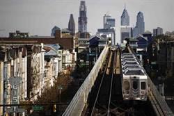 美國費城火車追撞 33人受傷
