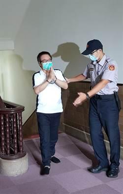 中影增資案遭提訊出庭 蔡正元當庭喊冤