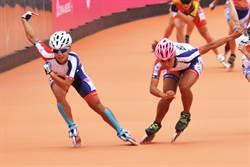 世大運》神奇的中華女滑輪組合 聯手必「金包銀」