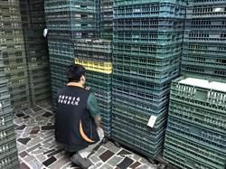 毒蛋流入桃園1下游廠 桃衛局急下架648公斤