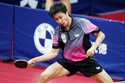 世大運》傑尼龜加油!江宏傑桌球男雙輕鬆摘勝