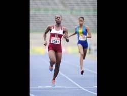 世大運》牙買加佛比絲奪女百米金牌