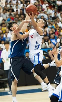 世大運》終於贏南韓 中華男籃驚險3連勝