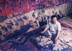 81歲藝術家林智信 榮獲第6屆台南文化獎殊榮
