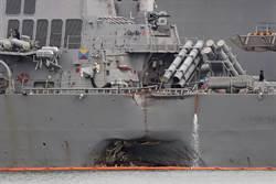 陸媒虧美軍艦橫行慣了 還曾叫燈塔讓路