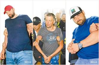 一銀ATM盜領案 3外籍嫌犯判刑定讞