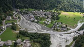 瑞士爆發土石流 8人失蹤