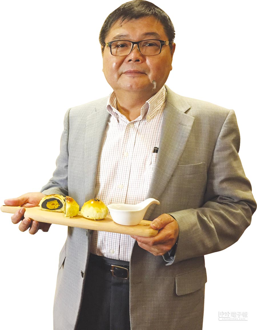 富味鄉董事長陳錫銘表示,今年推動「芝麻開門計畫」,將成為營運成長動能。圖/方明