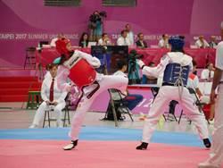 跆拳羅至均、陳彥羽慘電對手 提前結束晉16強