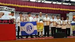 環科大橫掃國際果雕賽 囊括3金7銀4銅