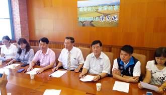 宜蘭縣議會秘書長陳茂琳 宣布參選冬山鄉長