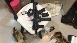 男改造操作槍遭逮 轉手價格竟翻6倍