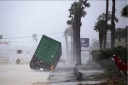 颶風重創 德州海岸滿目瘡痍