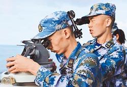 大陸海軍 深入印度後院演習