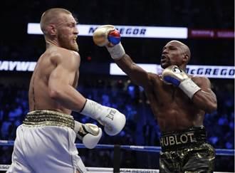 拳擊》世紀拳賽 梅威瑟TKO擊敗麥葛雷格!