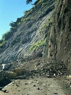 新中橫望高寮段坍方 信義至塔塔加交通中斷