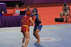 2017台北世大運 女子散打52公斤再添一銅