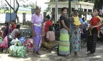 緬甸若開邦武裝衝突加劇 逾百人死