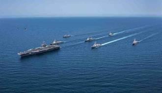 美國文森號vs中國遼寧號 外媒分析南海槓上兩方優勢