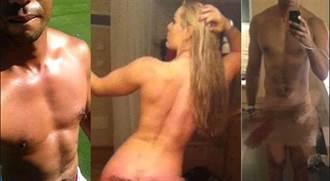 滑雪女神林賽沃恩裸照遭駭 色情網站曝光
