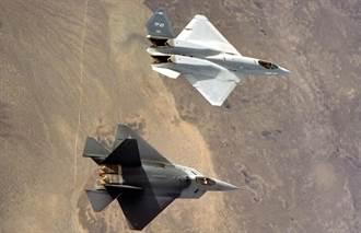 六代戰機什模樣? 重探F-22和F-23世紀之爭