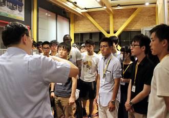 台科大舉辦暑期營隊 帶日本大學學生體驗工業4.0
