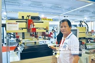 銘楓雷雕機、印刷機 開發客戶專用機型