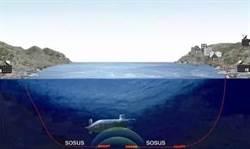 俄媒:中國新探測技術 美潛艇現形