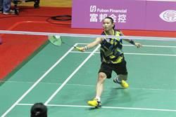 女單準決賽中華內戰 戴資穎鋌進金牌戰